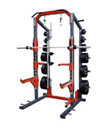 Legend Fitness Half Cage 3226-9